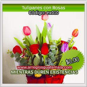 envio de flores para dia del cariño