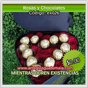 delivery flores de amor en guatemala
