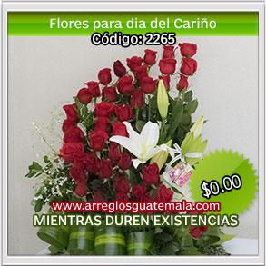 flores para regalar el dia del cariño