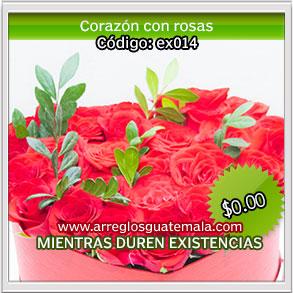 flores del dia del cariño en guatemala
