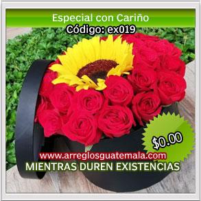 envio de flores de san valentin
