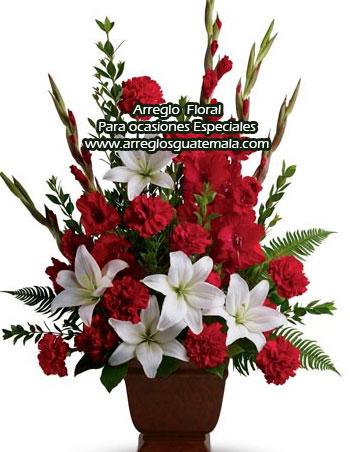 Arreglo de flores para ocasiones especiales