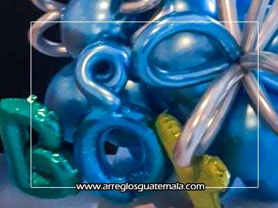 envio de globos hoy para bebes