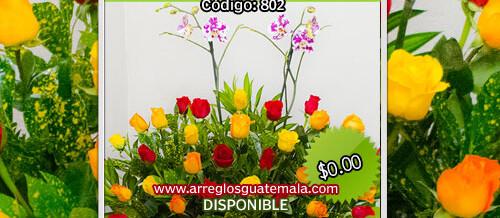 Envio de flores para Cumpleaños a domicilio