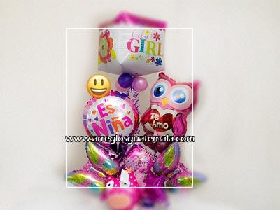 globos de nacimiento en guatemala