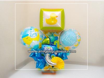 envio de globos de nacimiento hoy en guatemala