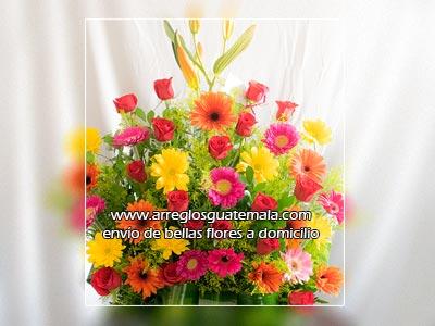 flores a domicilio en guatemala