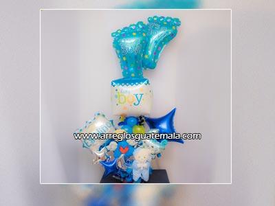 envio de globos hoy en guatemala para felicitar