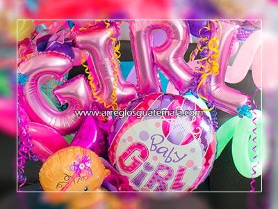 globos para recien nacidos