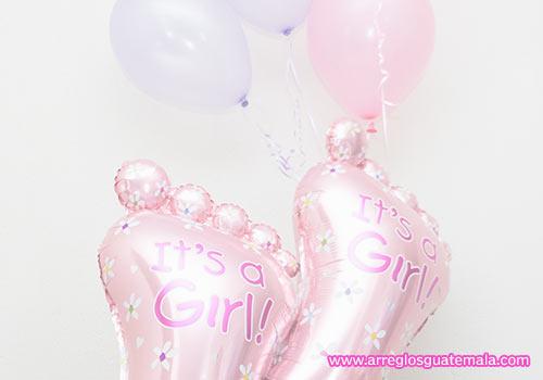 globos para bebes en zona 11