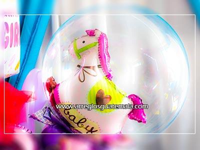 globos para bebes recien nacidos
