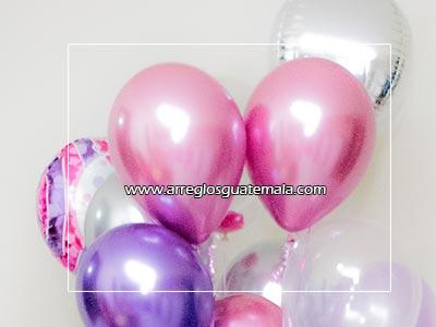 globos para enviar a guatemala por nacimiento de bebé