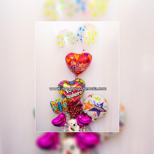 globos de amor para regalar