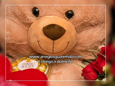 rosas a domicilio en guatemala